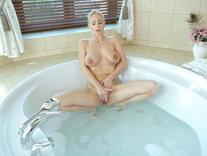 Bathtime With MILF Natalie 46