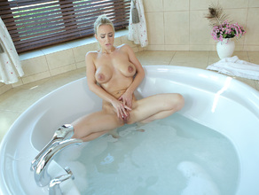 Bathtime With MILF Natalie 48