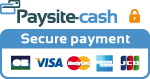 Secured by Paysite-cash