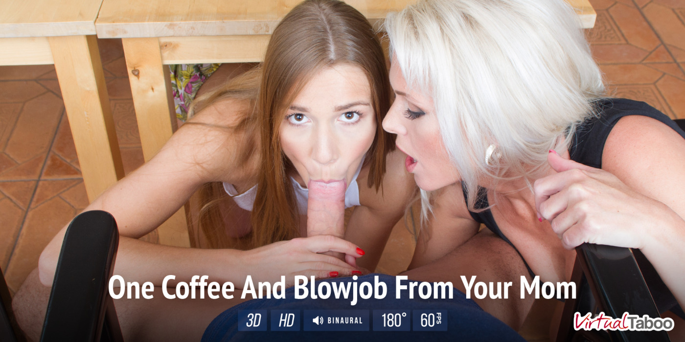 Agree, coffee for a blowjob are not