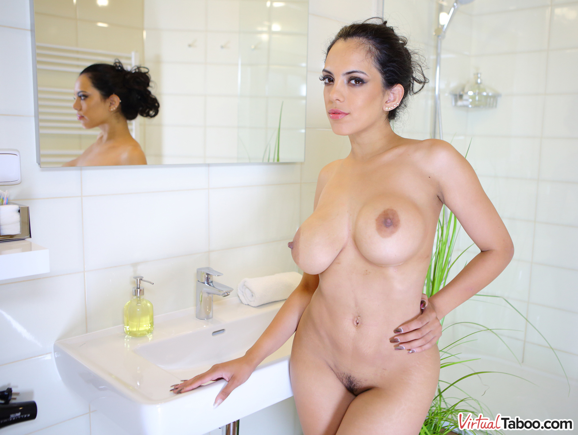 Two Young Lesbian The Shower