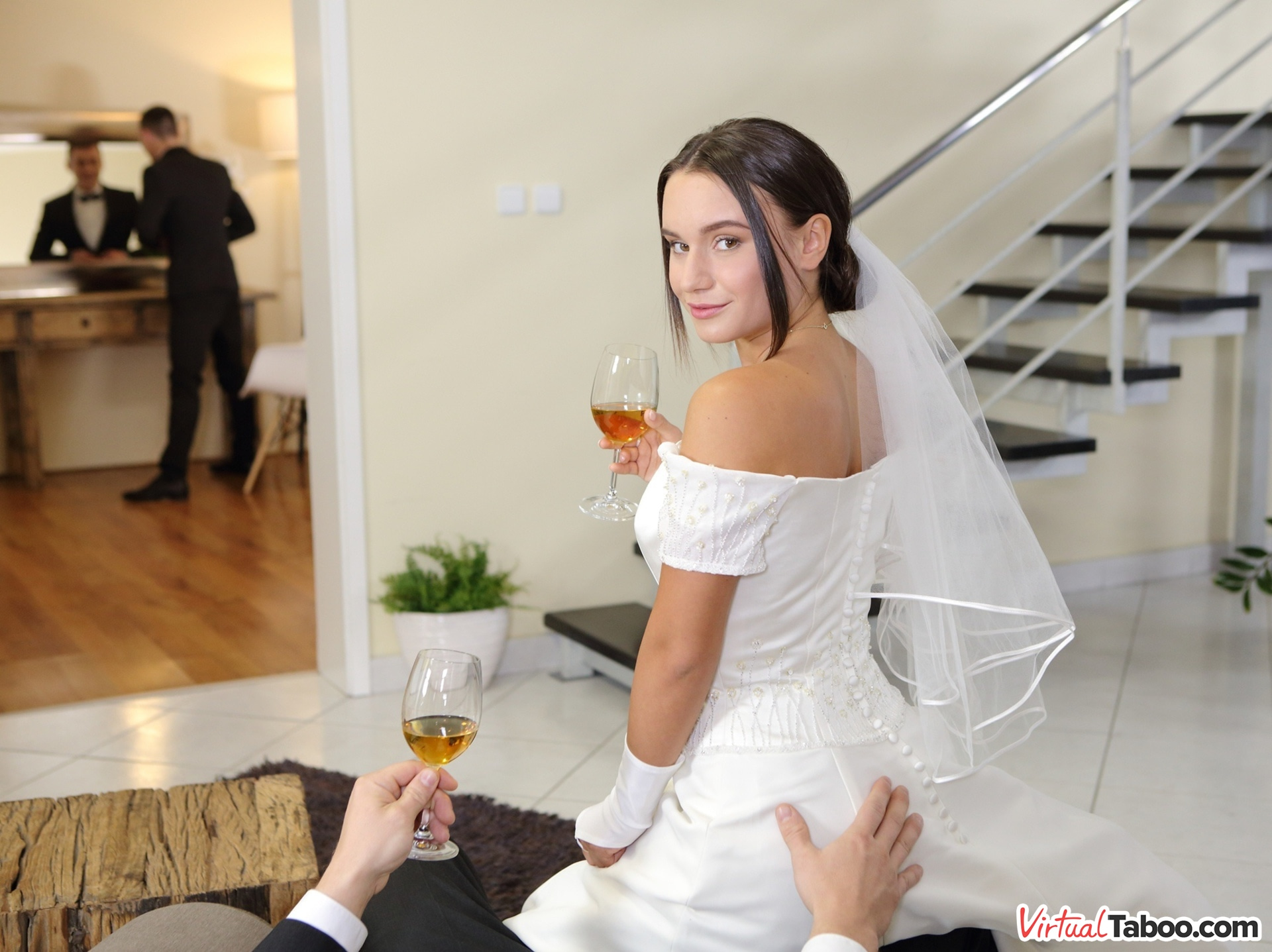 Wedding Tips From Daddy, VirtualTaboo's virtual reality ...